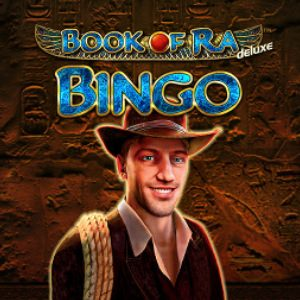 book of ra bingo logo
